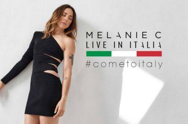 Melanie C in Italia – parte la petizione on line #ComeToItaly