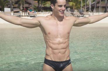 Pietro Boselli, nuovo sexy resoconto video dalle Filippine