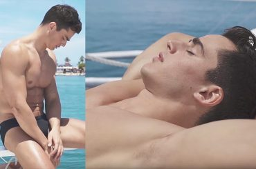 Pietro Boselli, nuovo sexy video diario dalle Filippine – video
