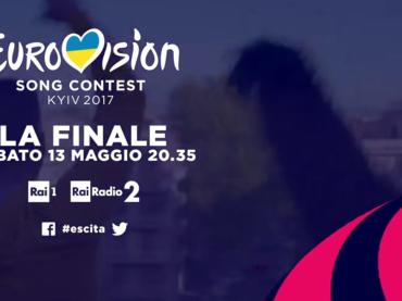 Eurovision 2017, lo spot ufficiale RAI con Francesco Gabbani – video