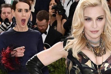 MET GALA 2017, i look di Madonna, Katy Perry, Rihanna e Jennifer Lopez – foto