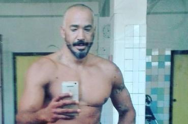 Amaurys Perez versione 'te prendo e te sfonno' su Instagram – la foto