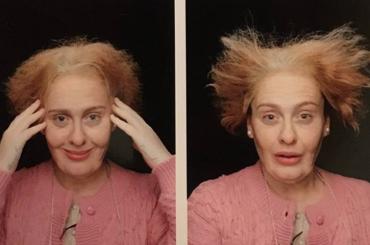 Adele, 29 anni con trasformazione su Instagram – le foto 'da vecchia'