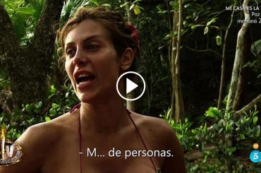 SuperVivientes, Paola Caruso sbrocca all'Isola dei Famosi spagnola ed è telerissa – video