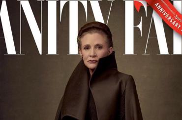 Star Wars: The Last Jedi – 4 cover esclusive Vanity Fair: c'è Carrie Fisher