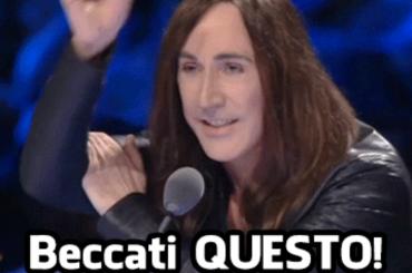 Francesco Gabbani vs.  Manuel Agnelli: 'non lo convinco? Ok, ma cantatemi una sua canzone' – video