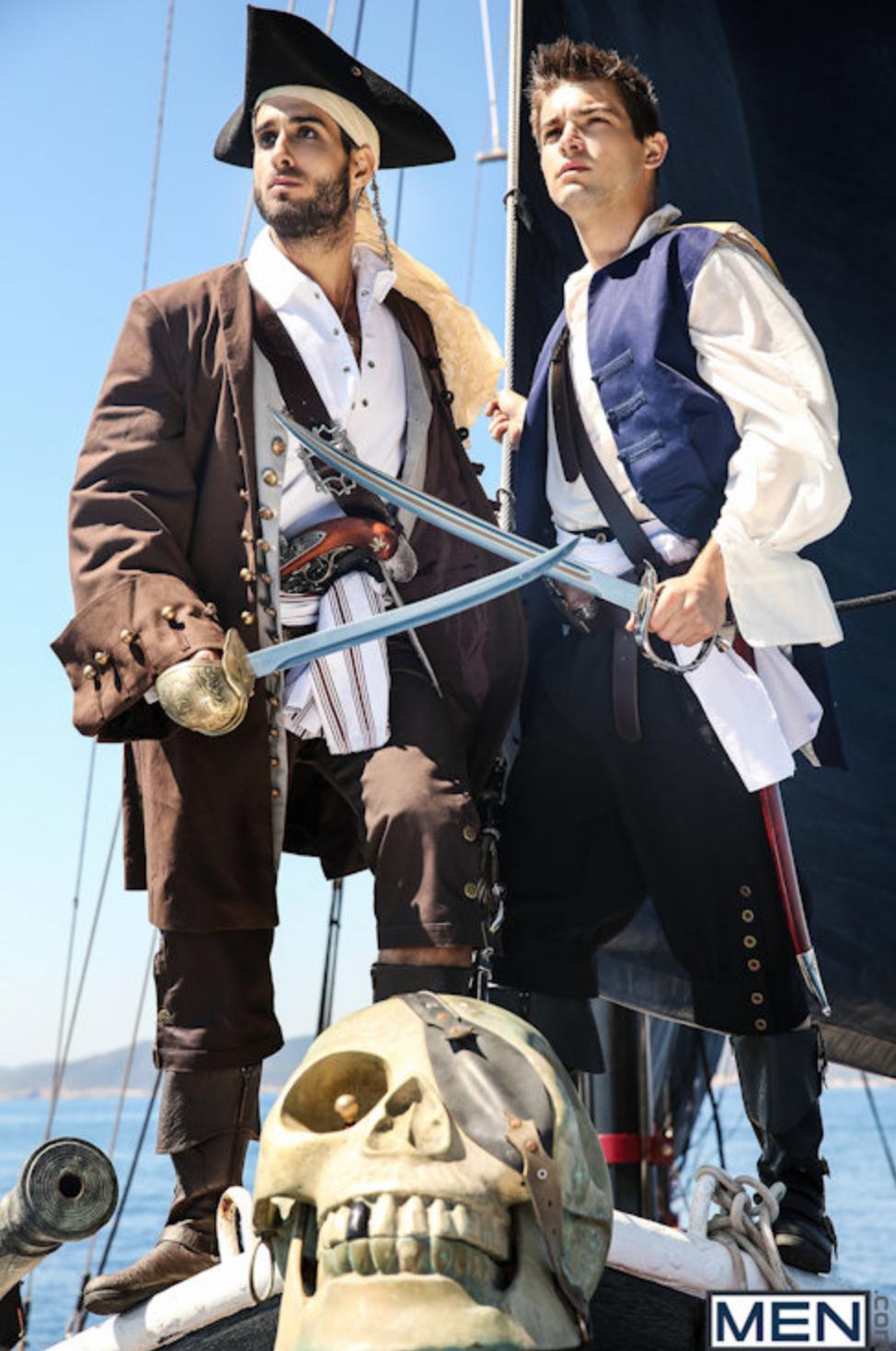 pirati film porno cast
