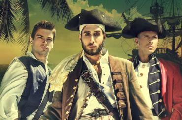 Pirati dei Caraibi, arriva la parodia porno gay con Diego Sans e Johnny Rapid – trailer e poster