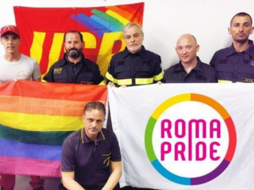 Roma Pride 2017, ci sarà anche una delegazione dei Vigili del Fuoco