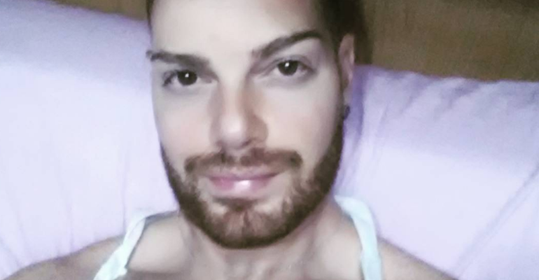 Pasqualino Maione, è paccone Instagram – foto