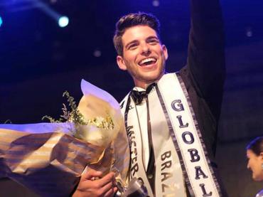 Mister Global 2017, vince l'italo-brasiliano Pedro Gicca – la gallery hot