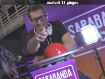 Sarabanda, il torneo dal 13 giugno – il primo spot tv