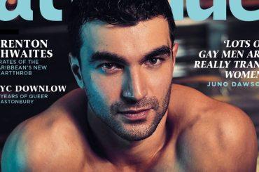 Amini Fonua, il tongano nuotatore  gay gnocco su Attitude