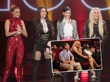 Jamie Lynn Spears, Hailee Steinfeld & altri omaggiano Britney Spears ai Radio Disney Awards – video