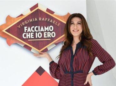 Facciamo che io ero, esordio show per Virginia Raffaele con il 14,6% di share