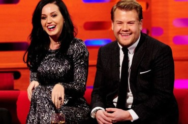 Carpool Karaoke in arrivo per Katy Perry