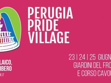 """""""Si scrive laico, si legge libero"""", arriva la 5° edizione del Perugia Pride Village – il programma"""