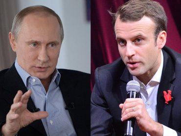 Cecenia, Macron incalza l'omofobo Putin: 'rispetto dei diritti umani di tutte le persone, sarò vigile'
