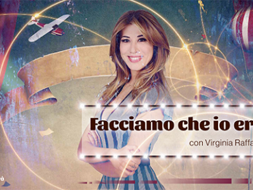 Facciamo che io Ero, dal 17 maggio su Rai 2 lo show di Virginia Raffaele