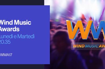 Wind Music Awards 2017, stasera su Rai 1 la prima serata – spot ufficiale e ospiti