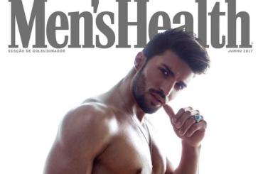 Mariano Di Vaio gnocco sulla cover di Men's Health PORTOGALLO – foto