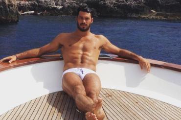 Tommaso Rinaldi, il tuffatore azzurro spaventosamente gnocco su Instagram – foto