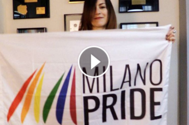 "Milano Pride 2017, Alexia madrina canta la sigla LGBT ""La cura per me"" – video"