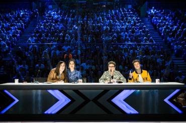 X-Factor 11, primo giorno di audizioni con la nuova giuria – prima foto ufficiale