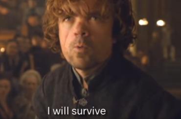 Game of Thrones, l'intero cast 'canta' I Will Survive di Gloria Gaynor – il video