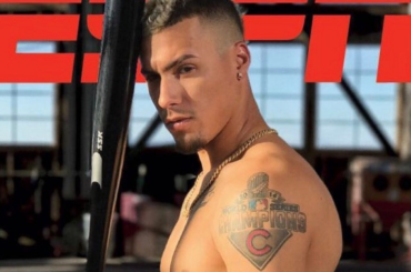 ESPN The Body Issue 2017, Javier Baez dei Chicago Cubs primo nudo – foto