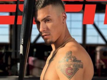 ESPN The Body Issue 2017, Javier Baez dei Chicago Cubs primo nudo – foto