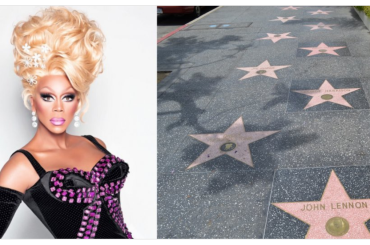 RuPaul, finalmente una stella sulla Hollywood Walk Of Fame