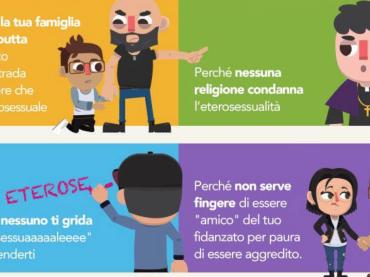 Perché non esiste una giornata dell'orgoglio eterosessuale? Le 6 risposte dal RED di Bologna