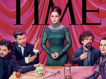 Game of Thrones 7, la splendida cover TIME