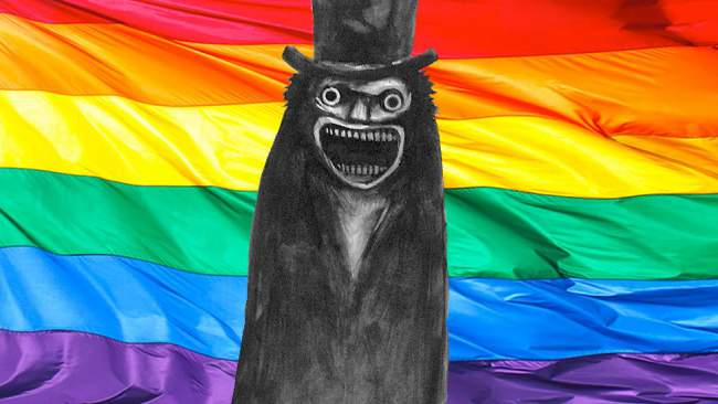 babadook pride
