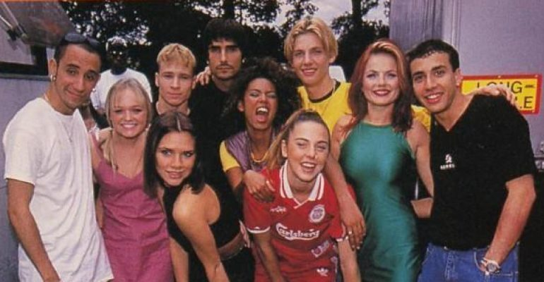 Nick Carter conferma: possibile un super tour con Backstreet Boys e Spice Girls