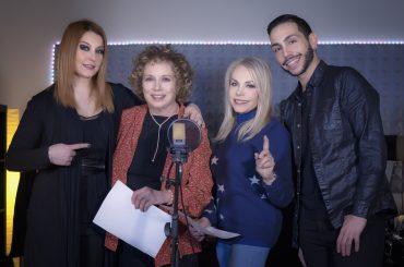 Buonasera Buonasera, Manuel Aspidi di Amici canta insieme a Maria Giovanna Elmi e Rosanna Vaudetti – il video