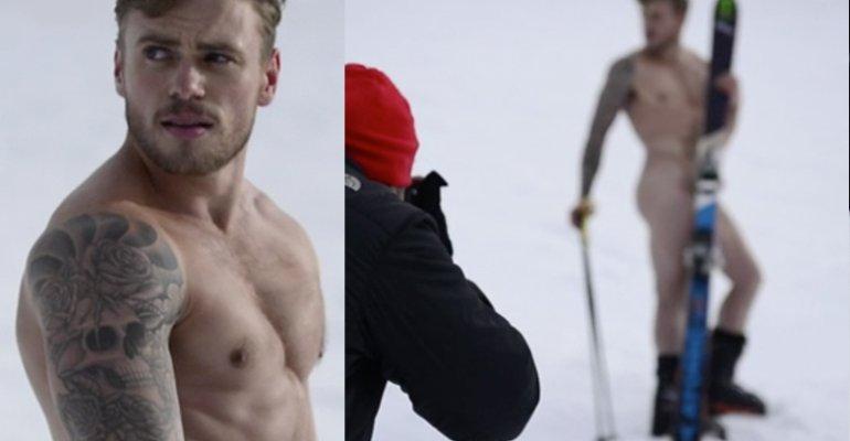 ESPN Body Issue 2017, il dietro le quinte tra i nudi – c'è anche Gus Kenworthy, l'olimpionico sciatore di freestyle – video