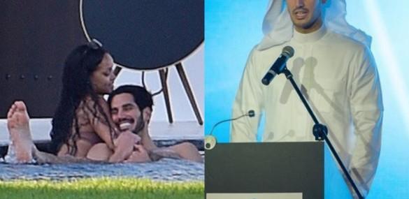 Rihanna – il misterioso bonazzo della piscina è Hassan Jameel, saudita da 1,5 miliardi di dollari in banca