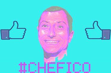 #CheFico, la nuova versione della canzone scult di PIPPO FRANCO – il video ufficiale