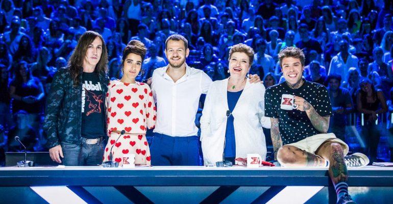 X-Factor, assegnate le categorie ai 4 giudici