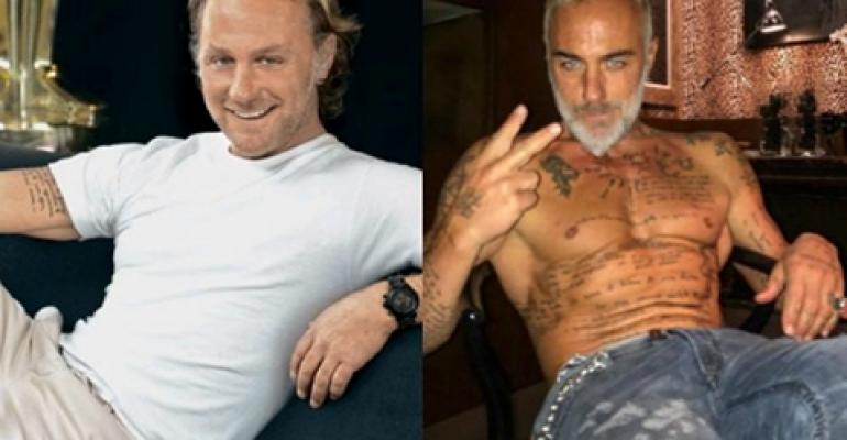 Ecco com'era Gianluca Vacchi  prima di diventare star del web – foto