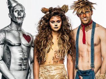 West End Bares 2017, un sexy Mago di Oz per raccogliere fondi contro l'HIV – foto e video