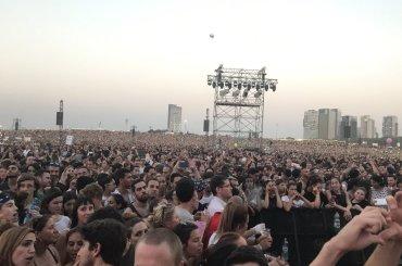 Britney Spears, boom al concerto di Israele – le foto dell'evento