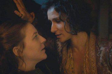 Game of Thrones 7, il bacio saffico  tra Yara Greyjoy e Ellaria Sand è stato pura improvvisazione