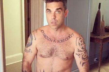 Robbie Williams e il perché del tour cancellato: '5 settimane in terapia, ora sto bene ma devo curarmi'