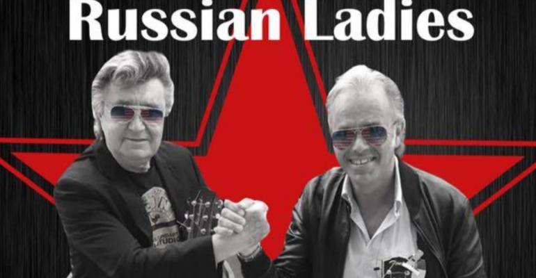 Russian Ladies, ecco il pezzo DANCE di Bobby Solo e George Aaron – audio