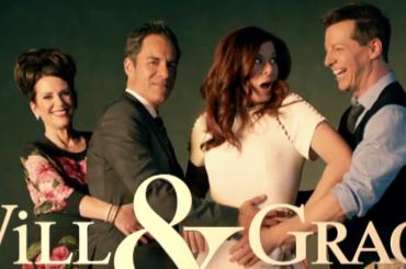 Will and Grace, il nuovo spot della nuova stagione – video