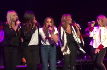 Mel C, è reunion con… le ALL SAINTS – il live sulle note di Pure Shores