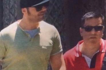 Tiziano Ferro a Taormina con il presunto fidanzato, ecco le foto
